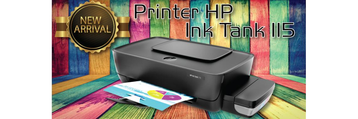 Printer HP Ink Tank 115