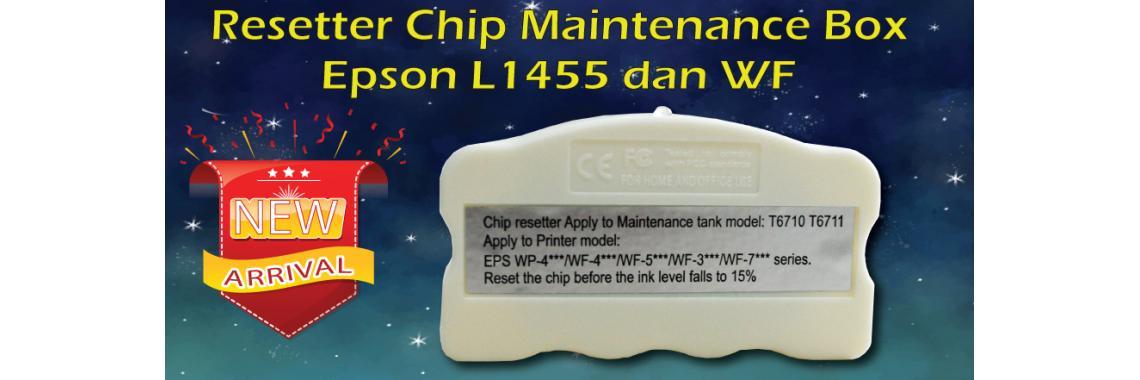 Resetter Maintenance Box Epson L1455