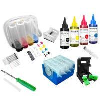 Complete Infus Pack Printer Canon Paket Lengkap Infus Inkjet Canon G1000 G2000 G3000 PG810 CL811 PG47 CL57 PG745 CL746 PG510 CL511 PG210 CL211