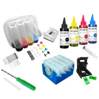 Complete Infus Pack Printer Canon Paket Lengkap Infus Inkjet Canon PG40 CL41 PG830 PG740 PG88 CL831 CL741 CL98