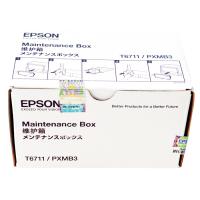 Maintenance Box T6711 E-6711 PXMB3 Epson L1455 WF7611 Resetter Waste Ink Tank Reset Chip Printer WorkForce WF-3011 WF-7111 WF-7511 WF-7611 WF-7711 WF-7110 WF-7110DTW WF-7610 WF-7620 WF-3521 WF-3620 WF-3640 New