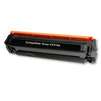 Cartridge Toner Compatible HP CF510A 204A Black, Printer HP Color LaserJet Pro M154a M154nw MFP M180n M180nw M181fw