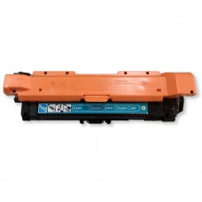 Cartridge Toner Compatible HP CE251A 504A Cyan Printer LaserJet CM3530 CM3530fs CP3520 CP3525 CP3525dn CP3525n CP3525x New