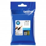 Cartridge Brother LC-3617C LC3617 Cyan New Original, Tinta Printer Brother MFC J2230DW J2730DW J3530 J3930DW