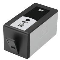 Cartridge Bekas Hp 920 XL Black CD971AA, Tinta Printer HP Officejet 7000 6500 6000