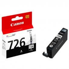 Cartridge Original Canon CLI-726 CLI726 726 726BK CLI-726BK Black, Tinta Printer Canon PIXMA iX6560 iP4970 iP4870 MG8270 MG8170 MG6270 MG6170 MG5370 MG5270 MG5170 MX897 MX886