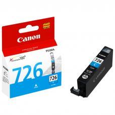 Cartridge Original Canon CLI-726 CLI726 726 726C CLI-726C Cyan, Tinta Printer Canon PIXMA iX6560 iP4970 iP4870 MG8270 MG8170 MG6270 MG6170 MG5370 MG5270 MG5170 MX897 MX886