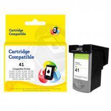 Cartridge Recycle Canon CL-41 CL41 41 Color, Tinta Printer Canon iP1200 iP1300 iP1600 iP1700 iP2200 MP150 MP160 MP170 MP180 MP450 MP460 iP1880 iP1980 MP145 MP198 MP228 MP476 MX308 MX318