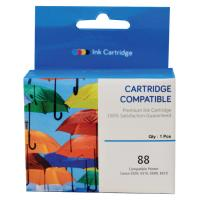 Cartridge Recycle Canon PG-88 PG88 88 Black, Tinta Printer Canon E500 E510 E600 E610