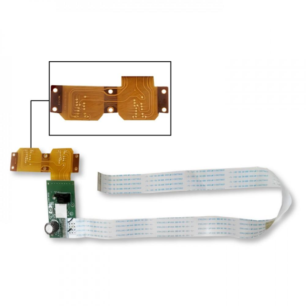Chip Detector Carriage Unit HP 46 Black Color, Pembaca Rumah Cartridge Printer HP DeskJet 2529 4729 2029 2020hc 2520hc Used