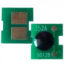 Chip HP cf352a 130A Yellow, Printer HP Color LaserJet MFP M176n MFP M177fw