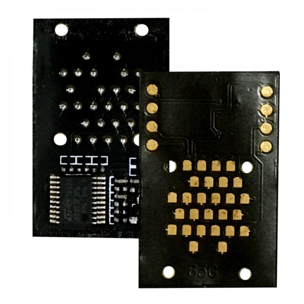Chip Indikator Full Cartridge Tinta PG740 PG-740 740 Printer Canon TS5170 MG2170 MG2270 MG3170 MG3270 MG3570 MG3670 MG4170 MG4270 MX377 MX397 MX437 MX457 MX477 MX517 MX527 MX537