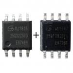 IC Eprom Canon GM4070 25Q32JVSIQ + IC BIOS Canon GM4070, Resetter Printer Canon GM4070, Firmware Canon GM4070