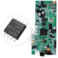 IC Eprom Printer Epson L455, IC Eeprom Reset Counter Board L455, Resetter Mainboard Epson L455