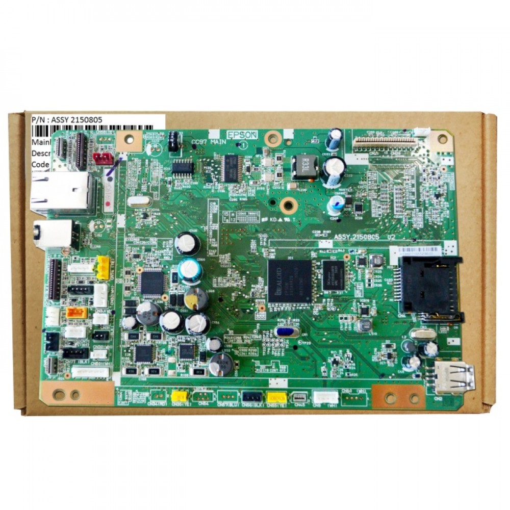 Board Epson WF7610, Motherboard WF-7610, Mainboard WF-7610 New Original
