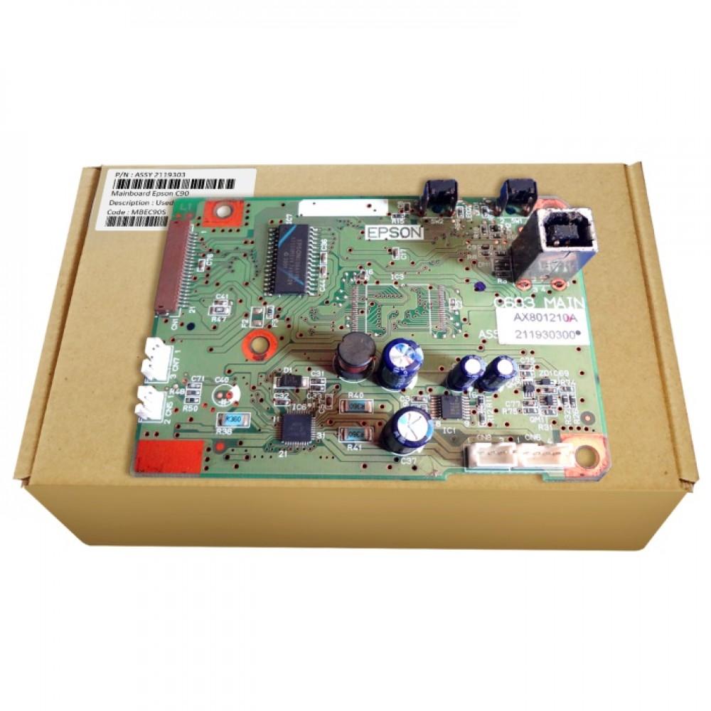 Board Printer Epson C90, Mainboard Epson C90, Motherboard C90 Bekas Like New