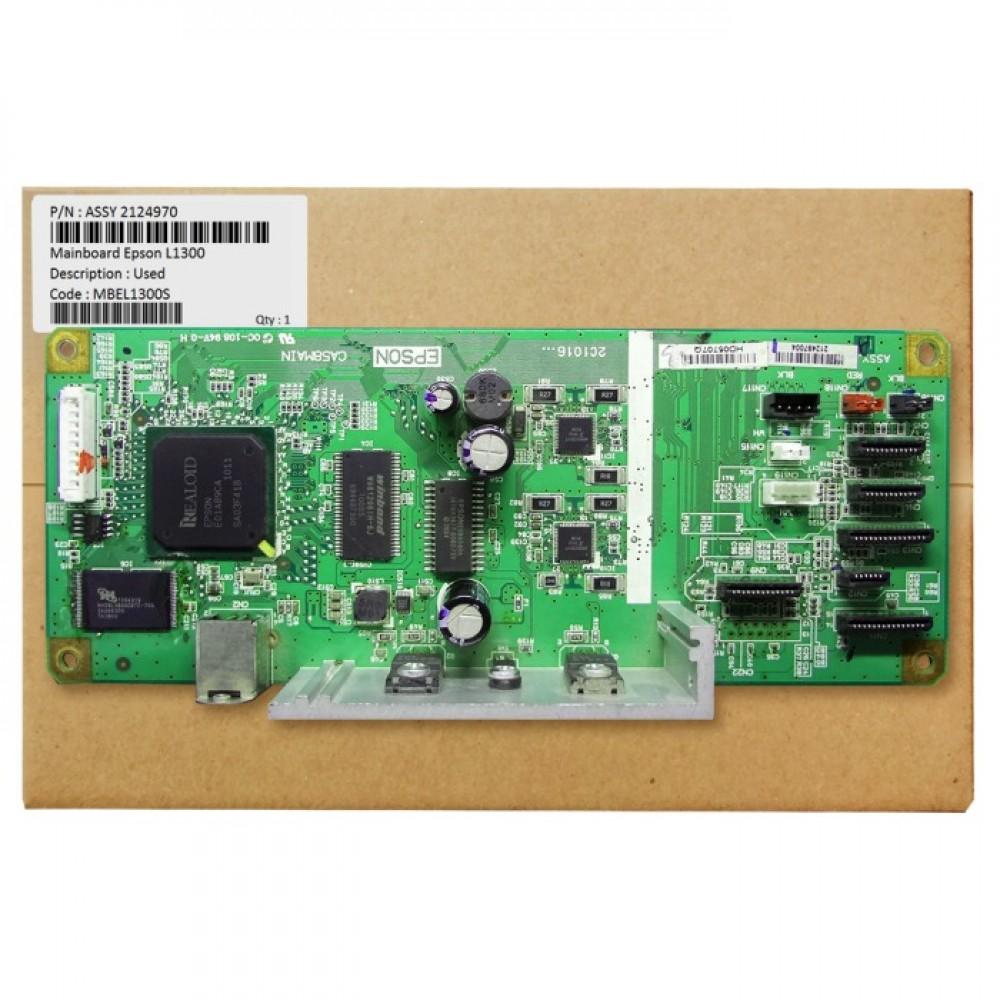 Board Printer Epson L1300, Mainboard L1300, Motherboard L1300 Used