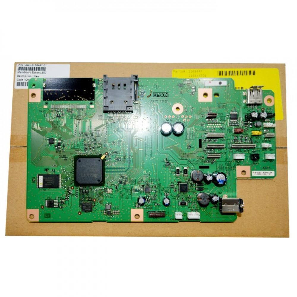 Mainboard Printer Epson L850 Motherboard Epson L 850 New Original Logic Board L850 Main Assy EPS 2168447-01