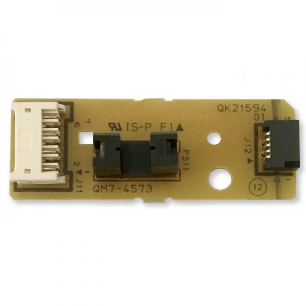 Paper End Sensor PCB Assy Printer Canon G1010 G2010 G3010 G4010 G1000 G2000 G3000 G4000 New Original, Sensor Kertas Belakang Part Number QM7-4573 QK21594