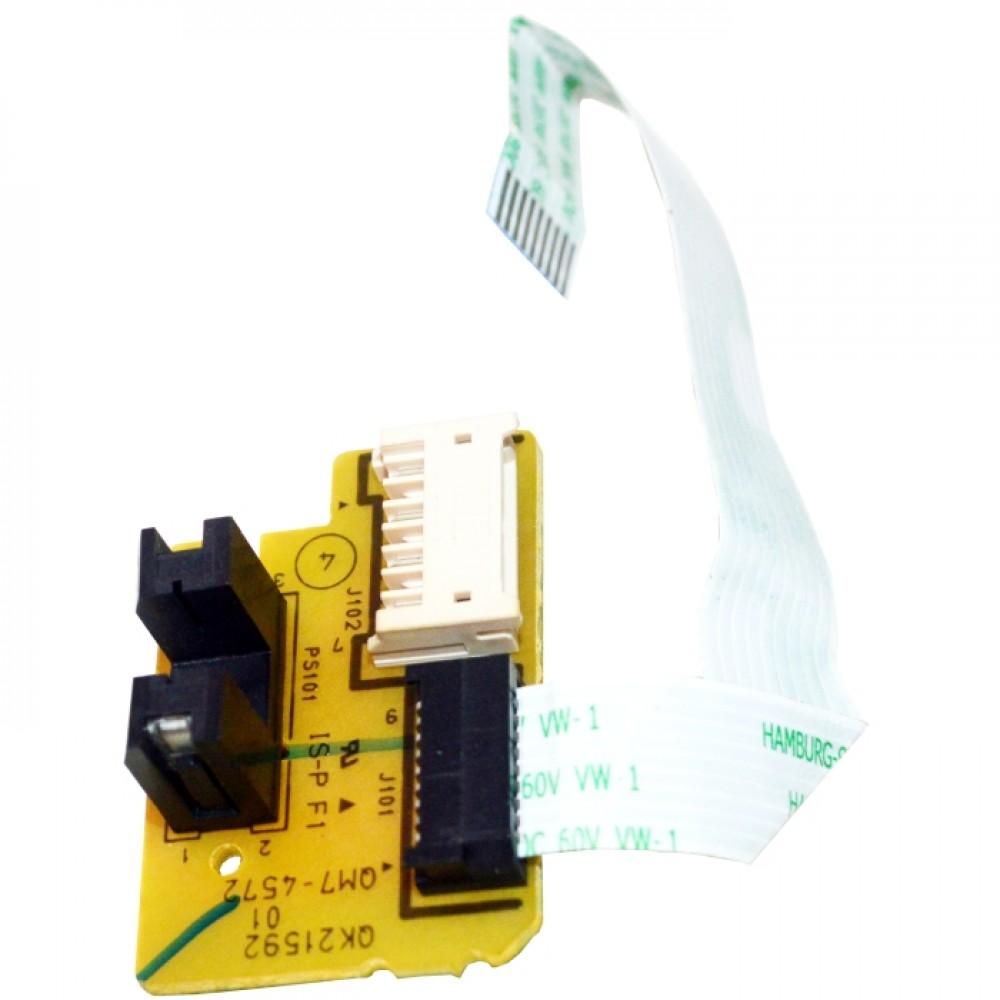 Sheet Feeder Sensor PCB Assy Canon G1010 G2010 G3010 G4010 G1000 G2000 G3000 G4000 Bekas Like New, Sheet Feeder Sensor Part Number QM7-4572 QK21592