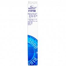 Refill Pita Epson Lx310 LX300 LX-300 LX-300+II 8750 8755 FX80 FX80+ FX85 FX86e FX100 FX100+ FX105 FX185 FX286 FX800 FX850 FX870 FX1000 FX1050 FX1170 LX400 LX800 LX810 LX850 LX860 LX1050 Action Printer 2000 2500 T750 T1000 MX80, Refill Ribbon Pack LX300