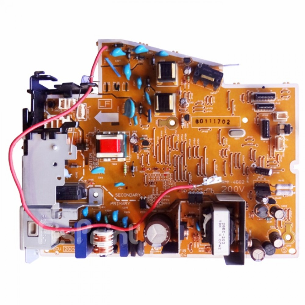 Power Supply HP Laserjet P1005 P1006 DC Controller Used, Power Board Part Number RM1-4602