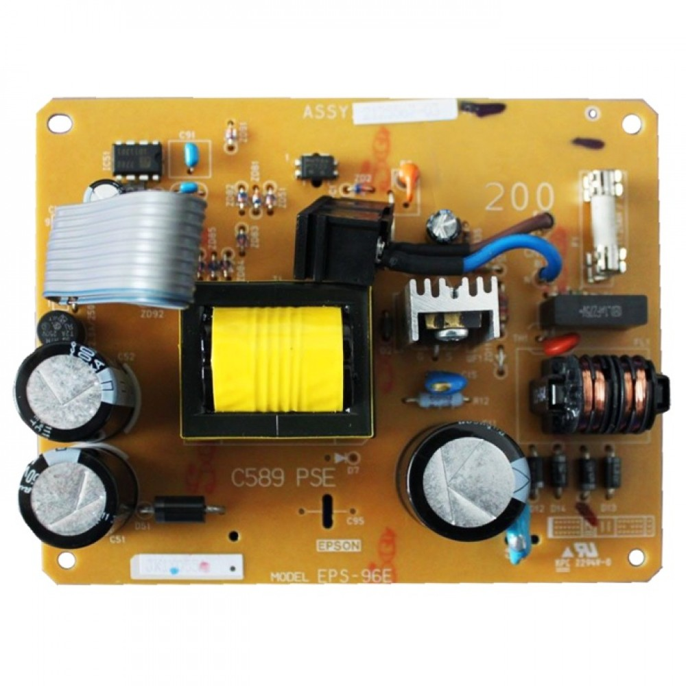 Power Supply Epson 1390 Old Model Used, Adaptor Printer Epson 1390 1400 R1800 R2000 R2400 R3000 1500W SC-P600 SC-P400 Used, Part Number 213132400