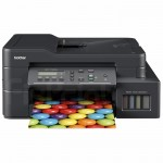 (Mesin) Printer Brother DCP-T720DW DCP T720dw Wireless Inkjet All-In-One (Print, Scan, Copy, WiFi & ADF) with Direct Mobile New