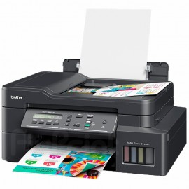 (Mesin) Printer Brother DCP-T820DW DCP T820dw Wireless Inkjet All-In-One (Print, Scan, Copy, WiFi & ADF) New