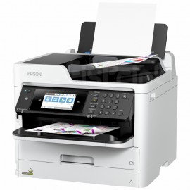 Printer Epson Workforce Pro WF-C5790 Wireless All-in-One (Print - Scan - Copy - Fax With ADF) New