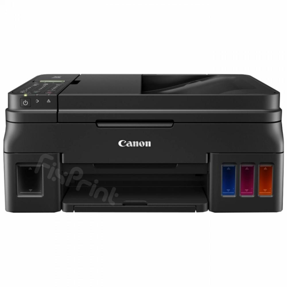 (Mesin) Printer Canon PIXMA G4010 Wireless (Print, Scan, Copy, Fax) New