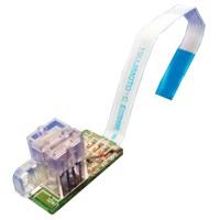 Sensor Timing Disk / Pembaca Sensor Encoder Bulat Epson L100 L200 T13 TX121 ME32 ME320 ME340 Bekas Like New