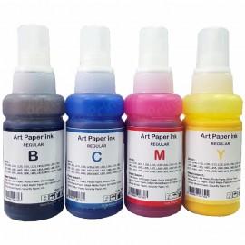 Tinta REGULAR GRADE Art Paper Epson 664 Black 70ml, Printer Epson L100 L200 L110 L120 L210 L220 L310 L350 L355 L360 L365