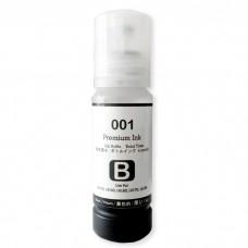 Tinta 001 Premium Ink Black 70ml Refill Printer Epson L4150 L4160 L6160 L6170 L6190