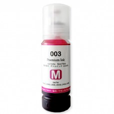 Tinta 003 Premium Ink Magenta 70ml Refill Printer Epson L1110 L3100 L3101 L3110 L3116 L3150 L3156 L4150 L4160 L5190 L6160 L6170 L6190