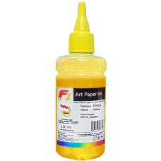 Tinta Refill Art Paper F1 Yellow 100ml Printer Epson