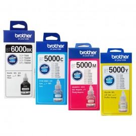 Tinta Refill Brother Original BT5000Y Yellow, Tinta Refill Printer Brother DCP-T300 DCP-T500W DCP-T700W MFC-T800W