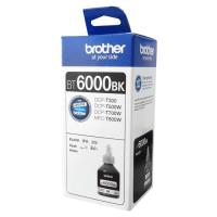 Tinta Refill Brother Original BT6000BK Black, Tinta Refill Printer Brother DCP-T300 DCP-T500W DCP-T700W MFC-T800W