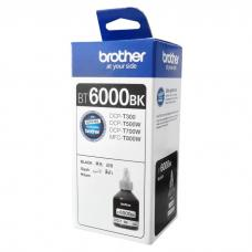 Tinta Refill Brother Original BT6000BK Black, Tinta Refill Printer Brother DCP-T300 DCP-T500W DCP-T700W MFC-T800W