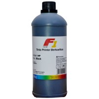 Tinta Refill Dye Base F1 Black 1 Liter Printer HP