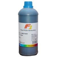 Tinta Refill Dye Base F1 Cyan 1 Liter Printer Brother