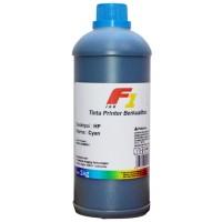 Tinta Refill Dye Base F1 Cyan 1 Liter Printer HP