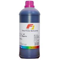 Tinta Refill Dye Base F1 Magenta 1 Liter Printer HP