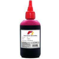Tinta Refill Dye Base F1 Magenta 100ml Printer HP
