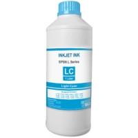 Tinta Refill Epson L380 L650 L460 L465 L480 L485 L605 L405 L455 L385 L805 L810 L850 L110 L210 L350 L800 L1300 L1800 L365 L310 L360 L220 L565 L120 L355 L550 L555 L100 L200 Light Cyan 1 Liter, Tinta Refill Printer Epson L Series