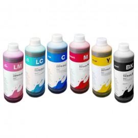 Tinta Refill Inktec E0010-01L Dye Base Yellow 1 Liter New, Printer Epson L800 Stylus 1390 1400 R295 R390 CX5000 CX5500 CX5501