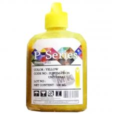 Tinta Refill Sublim Epson Yellow 100ml