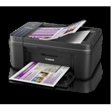 Printer Pixma E480 Canon New All-in-one (Print, Scan, Copy, Wifi, Fax, ADF)