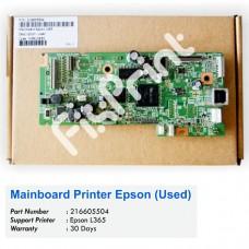 Board Printer Epson L365, Mainboard Epson L365, Motherboard Epson L365 Bekas Like New
