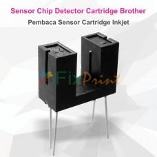 Sensor Chip Detector Cartridge Printer Brother DCP-J125 J725DW MFC-J3520 J430W J5910DW J625DW J6710DW J6910DW J825DW LC39 LC985 LC38 LC61 LC980 LC990 LC12 LC17 LC71 LC73 LC75 LC77 LC79 LC400 LC450 LC1220 LC1240 LC1280 LC10 LC37 LC51 LC57 LC960 LC1000